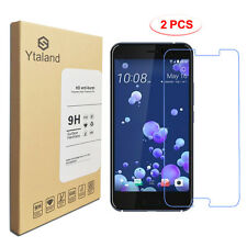 """Ytaland 2Pcs 9H+ Premium Tempered Glass Film Screen Protector For HTC U11 5.5"""""""