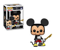 Pop! Games: Kingdom Hearts - Mickey Mouse #489