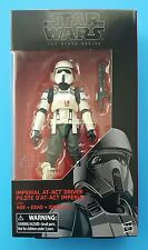 """Star Wars Hasbro The Black Series Target Exclusive AT-ACT Driver 6"""" Near Mint"""