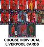 Panini Adrenalyn XL Premier League 20/21 Plus - Choose Liverpool Cards