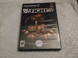 Def Jam: Fight for NY (PlayStation 2, 2004) Tested Works CIB