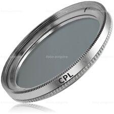 37mm CPL Filtro polarizzatore argento Green.L per 37 mm Connessione a vite