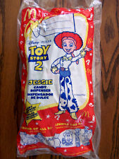 "1999--TOY STORY 2 ""Jessie"" (Candy Dispenser) McDonald's [NIP]"