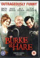 Burke and Hare DVD PAL Region 4