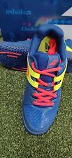 Babolat Propulse AC Junior Tennis Shoes Blue/Flouro Size 5.5