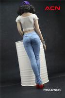 Acntoys 1/6 Female Slim Jeans ACN003C Pants Fit 12'' Phicen Tbleague Figure Body