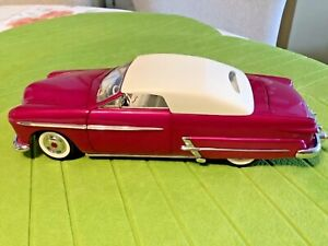"Danbury Mint 1949 FORD ""LEAD SLED"" Custom Car, 1:24 Scale"