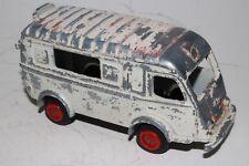1950's CIJ Toys Renault Ambulance, Original