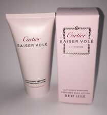 Cartier Baiser Vole Perfumed Body Lotion 1.6 fl oz/50 ml Woman's,New in Box.!!