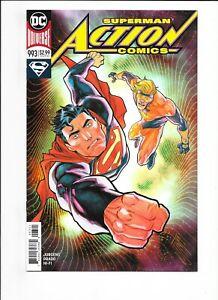 DC Action Comics #993 (Feb. 2018) High Grade
