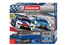 Carrera 30008 DTM furor BMW M4 DTM vs AUDI RS 5 DTM 1/32 Slot Car Set