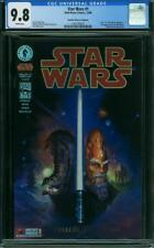 STAR WARS  # 1  US DARK HORSE 1998   CGC  9.8 MINT