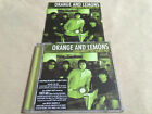 ORANGE AND LEMONS - Strike Whilst The Iron Is Hot CD + AVCD / Indie Rock OPM