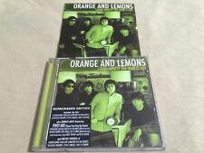ORANGE ANG LEMONS - Strike Whilst The Iron Is Hot CD + AVCD