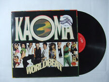 Kaoma – Worldbeat - Disco Vinile 33 Giri LP Album Stampa 1989