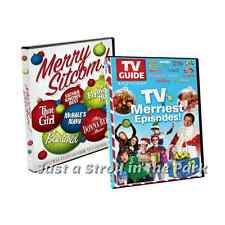 Christmas Merry Sitcom Classic Holiday Episodes Collection Box / DVD Set(s) NEW!