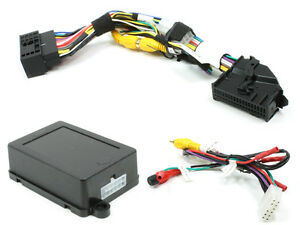 Rostra 250-8420-MOD Aux Camera Interface Module for 2013-17 Ford F Series Trucks