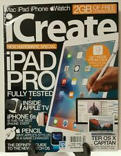 iCreate iPad Pro Fully Tested Apple TV Guide New Watch OS #152 FREE SHIPPING JB