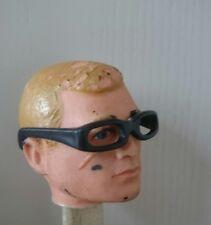 """Vintage Action Man Glasses 12"""" 1/6 Scale Size Dragon Ken Paul Doll Action Figure"""