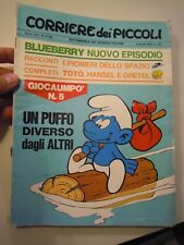 RIVISTA CORRIERE DEI PICCOLI 1971 N.32 1970 - PUFFI - TOTO' -  IK-5-133