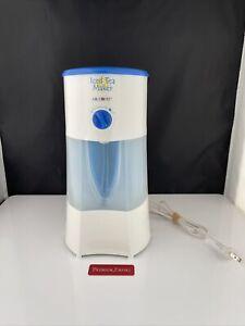 Mr. Coffee 3-Quart Iced Tea Maker TM70 Blue -NO PITCHER WORKS!