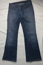 COH Citizens of Humanity Classic Kelly 001 Dark Wash Low Waist Jeans 25 x 28