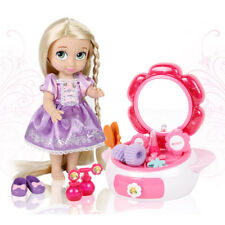 Rapunzel Flower Beauty Table Doll Set Disney Princess Christmas Gift