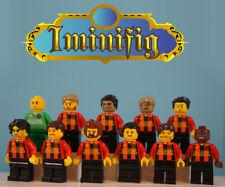 Custom LEGO Atlanta United Soccer Team 11 Players