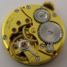 movement Zenith 88.8 - 6 15 jewels with its dial for parts ...