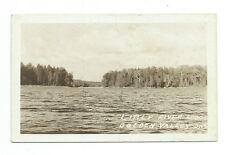 RPPC, Little River Lodge, Golden Valley, Port Loring, Ontario, 1947