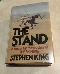 The Stand, Stephen King, TRUE 1st Printing *See Description First!*