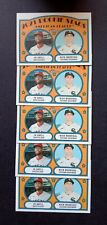 (5x) 2021 Topps Heritage * JO ADELL / NICK MADRIGAL 2021 ROOKIE STARS LOT