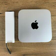 Apple Mac Mini (Late 2014) 2.6GHz i5, 8GB RAM, 1TB HDD clean install **