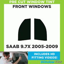 Pre Cut Window Tint - SAAB 9.7X 2005-2009 - Front Windows
