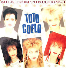 """Toto Coelo 7"""" Milk From The Coconut - France (VG+/EX)"""