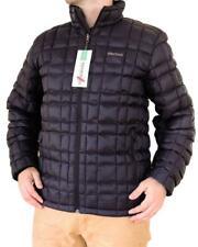 Nuovo Marmot Featherless Jacket Uomo M-L-XL Nero Isolato Piumino