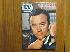 July 2, 1961 Detroit News TV Mag(JACK LEMMON/PERRY MASON/JEANNE BAL/BARBARA HALE