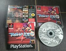 Battle Arena Toshinden 4 (Sony Playstation 1, ps1)