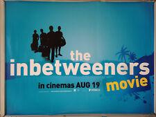 Cinema Poster: INBETWEENERS MOVIE, THE 2011 (Advance Quad) James Buckley