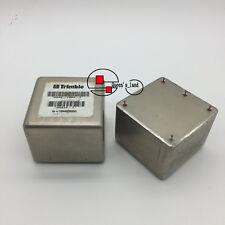 1× Trimble 34310-T/T2 10MHz 12V 50*50*38mm Sine Wave OCXO Crystal Oscillator