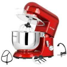 CHEFTRONIC SM986 Standing Mixer One Size Red ,Black ,Silver 5.5qt Stainless-NEW-
