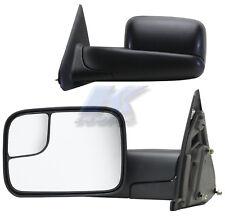 Door Mirror fits 2002-2009 Dodge Ram 1500 Ram 2500,Ram 3500  K SOURCE