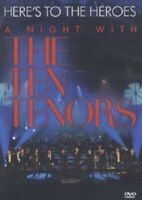"""THE TEN TENORS """"HERE´S TO THE HEROES- A NIGHT ..."""" DVD"""