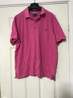 Joules Pink T-Shirt Size XL Women Short Sleeve Great Condition (G87)