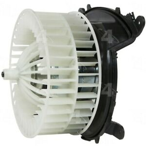 76972 4-Seasons Four-Seasons Blower Motor Front New for Mercedes CL Class S