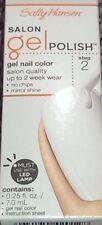 Sally Hansen Salon Gel Polish -  white tie -  #310