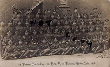 WW1 Officer Soldier group 5th Royal Fusiliers full marching order Dover 1918