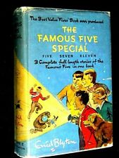 ENID BLYTON The Famous Five Special 1959 1st/First hb dw children's fairy