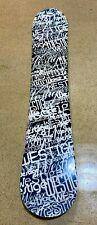Westige Typo Snowboard Camber Cap All Mountain 150cm with Burton Sticker