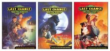 NEW The Last Chance Detective Collection 3 DVD Set Lot Escape from Fire Lake